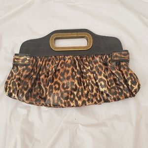 Leopard print cluth